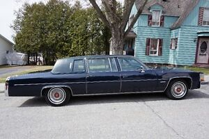 1982 Cadillac Fleetwood Limousine
