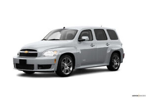 2009 CHEVY HHR-LT WAGON; 113K kms; VERY CLEAN; NEW TIRES/BRAKES
