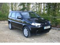 Only 19948 Mile AUTOMATIC 4WD HONDA HRV with FULL HONDA SERVICE HISTORY