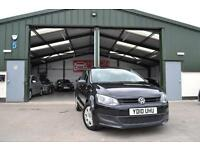 2010 Volkswagen Polo 1.2 S ( 60ps ) ( a/c ) MANUAL PETROL LONG MOT