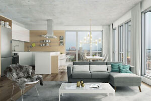 Exalto (Phase 6) du District Griffin au Griffintown!