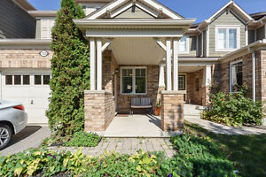 Gorgeous 3+1 Bed Mattamy 'Bolton' Model with Finished Basement
