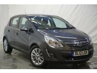 2012 Vauxhall Corsa SE Petrol grey Manual