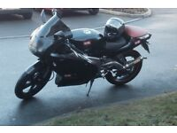 Aprilia RS 125, 2001, 140cc, de-restricted/powervalve