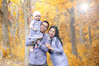 Family members Photosessions in Oakville