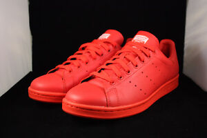 Selling Adidas stan smith Pharrell William Red Size 10