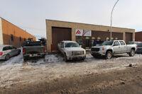 Bâtisse commerciale / industrielle à louer 4000 p2 Montréal-Nord