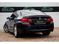 2011 61 BMW 5 SERIES 2.0 520D M SPORT 4D AUTO 181 BHP DIESEL