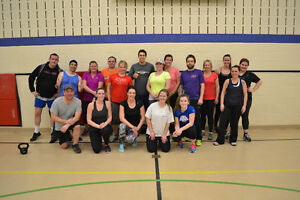 WINTER INDOOR GROUP FITNESS CLASSES BEGIN JANUARY 9TH Cambridge Kitchener Area image 3