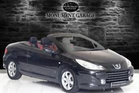 2008 Peugeot 307 1.6 Allure 2dr 2 door Convertible