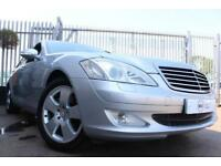2009 59 MERCEDES-BENZ S CLASS 3.0 S320 CDI 4D AUTO 231 BHP DIESEL