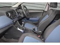 2015 Hyundai i10 1.0 SE Blue Drive Petrol white Manual