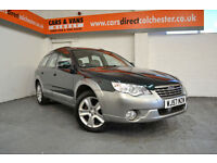 2008 Subaru Outback 2.5 ( Special Edition ) auto SE £116 A Month £0 Deposit