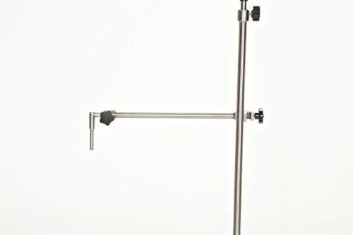 """MCM-240 Adjustable IV Tow-bar Adjusts from 20""""-30"""" with 1.5"""" Mounting Pin New"""