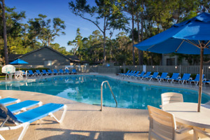 Hilton Head, SC in this wonderful 2 bed condo $1,400 US