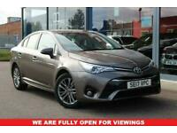 2017 17 TOYOTA AVENSIS 1.8 VALVEMATIC BUSINESS EDITION 4D 145 BHP