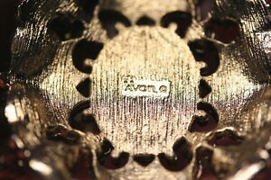 Vintage Avon Queen Anne's Lace Pendant Necklace 1974 Org. Box Kingston Kingston Area image 6