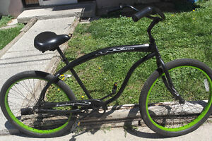cruiser bike Firmstrong beach
