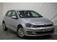 2013 Volkswagen Golf S TDI BLUEMOTION TECHNOLOGY Diesel silver Manual