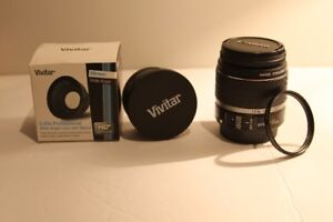 Objectif Canon EF-S 18-55mm F/3.5-5.6 IS