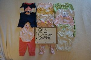 Girl winter clothes clearout! 24 items for $25