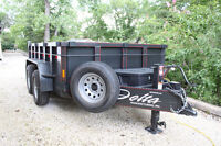 New  7-Ton Dump Trailers for Sale!!