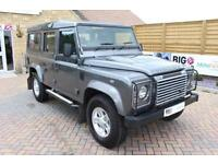2013 LAND ROVER DEFENDER 110 TD XS STATION WAGON 7 SEATER PANEL VAN DIESEL