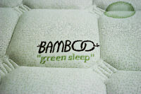 ORTHOPECIC BAMBOO QUEEN SIZE SIZE MATTRESS 499.99$