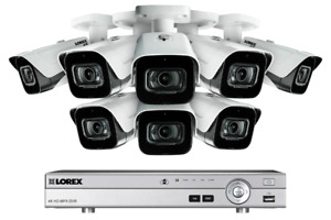BRAND NEW LOREX HD SECURITY CAMERA SYSTEM FOR SALE.