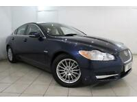 2011 60 JAGUAR XF 3.0 LUXURY V6 4DR AUTOMATIC 238 BHP