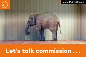 Don't let Real Estate commissions be the elephant in the room!