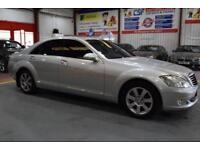 2007 57 MERCEDES-BENZ S CLASS 3.0 S320 CDI 4D AUTO 231 BHP DIESEL