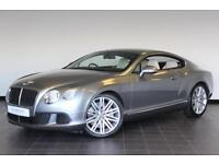 2014 BENTLEY CONTINENTAL GT SPEED COUPE PETROL
