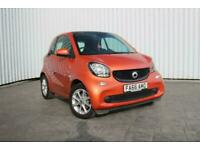 2017 smart fortwo coupe 1.0 PASSION 2DR SEMI AUTOMATIC Coupe Petrol Automatic