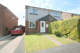 TWO BEDROOM SEMI DETACHED HOUSE WITH DRIVE IN EFFORD