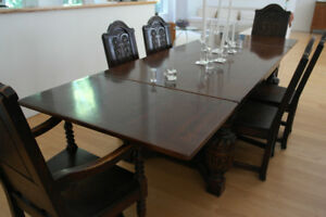 Fabulous KRUG  19 piece dining set