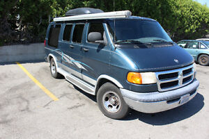 1999 Dodge Ram Van Conversion Minivan, Van