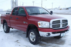 2008 Dodge Ram 2500 ST Pickup Truck- Mechanic's Special