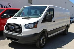 "Ford Transit Cargo Van T-250 148"" Low Rf 9000 GVWR Sliding RH Dr"