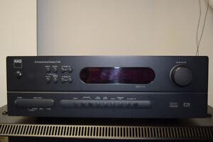 NAD T743 AV 5.1 Surround Sound Receiver