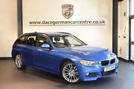 2013 13 BMW 3 SERIES 2.0 320D M SPORT TOURING 5DR AUTO 181 BHP DIESEL