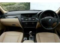 2012 BMW X3 xDrive20d SE 5dr Step Auto SUV Diesel Automatic