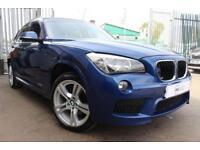 2012 62 BMW X1 2.0 XDRIVE18D M SPORT 5D 141 BHP DIESEL