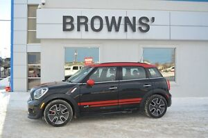 2013 Mini Cooper Countryman John Cooper Works ALL4