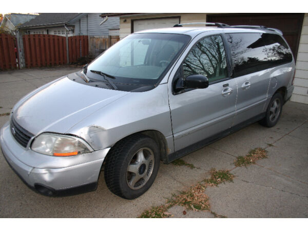 Used 2001 Ford Windstar