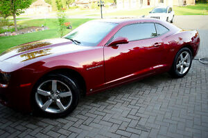 2010 Chevrolet Camaro, Leather Seats, Upgraded Paint