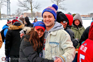 Buffalo Bills vs Detroit Lions Dec 16 with Elite Sports Tours