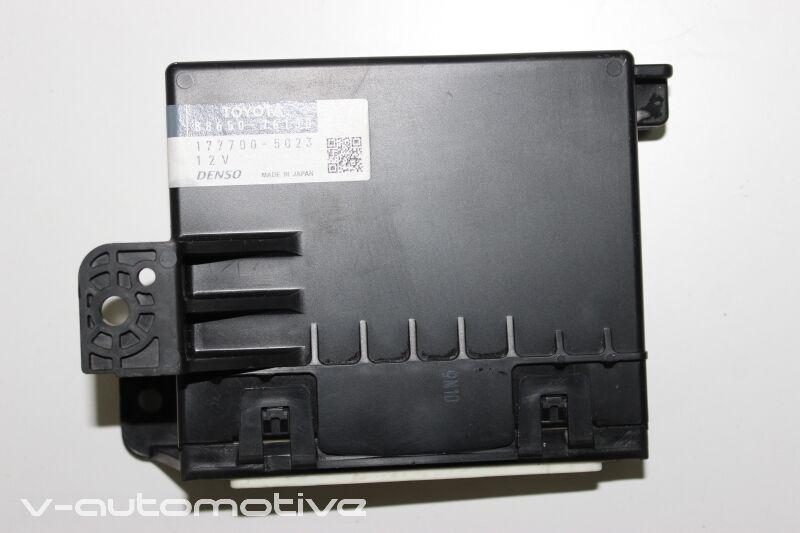 2012 LEXUS CT 200H / AIR CONDITIONING CONTROL MODULE 88650-76130