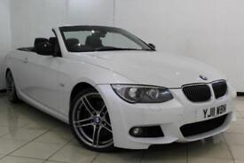 2011 11 BMW 3 SERIES 3.0 335I M SPORT 2DR AUTOMATIC 302 BHP
