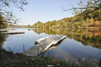 NEW PRICE!  Waterfront Bord-de-l'eau Val-des-monts QC
